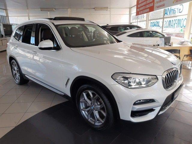 BMW X3 Xdrive20i 2.0 Biturbo - 2020 - Impecável C/ Apenas 9.000km