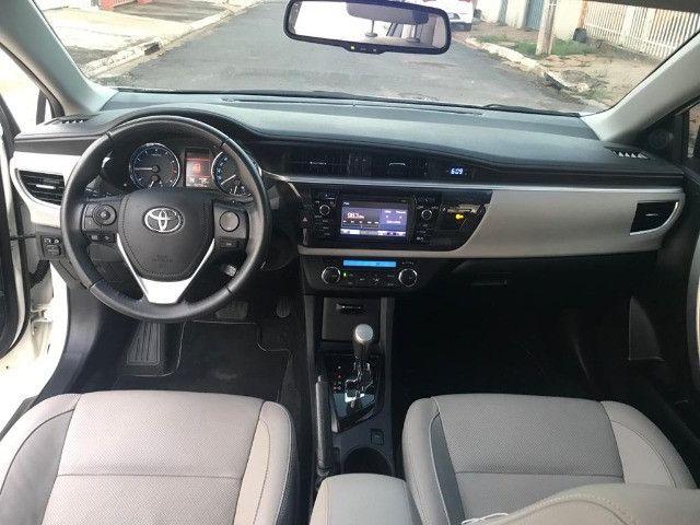 Corolla xei 2.0 automático 2017/17 Completo (novinho) - Foto 7