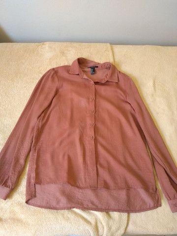 [Leia a Descrição] Roupas Novas - Calças, Vestidos, Blusa, Camiseta  - Foto 5
