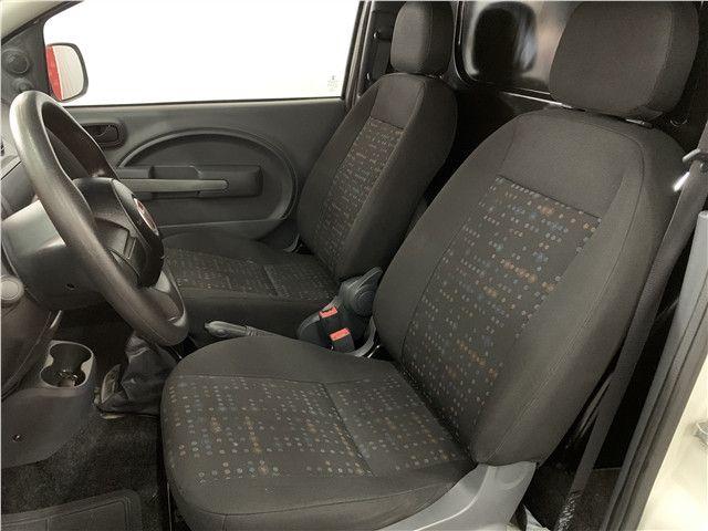 Fiat Fiorino 1.4 mpi furgão hard working 8v flex 2p manual - Foto 15