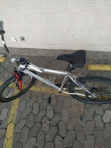 Bicicleta de alumínio - Foto 2