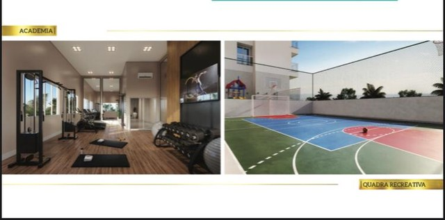 Apartamento para venda tem 169 metros quadrados com 4 quartos em Ponta D'Areia - São Luís  - Foto 8