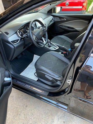 Onix Turbo Premier I Flex Automático 2020 com 14.000km (Na garantia até 2023) - Foto 7