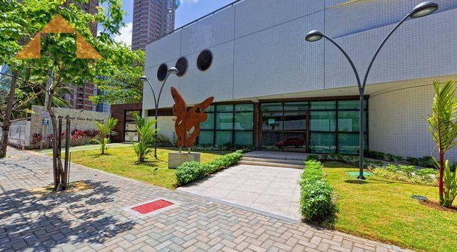 Apartamento com 1 quarto para alugar, 27 m² por R$ 2.995/mês - Boa Viagem - Recife - Foto 13