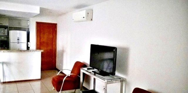 Alugamos um apartamento 2/4 mobiliado no Edifício La Residence - Foto 2
