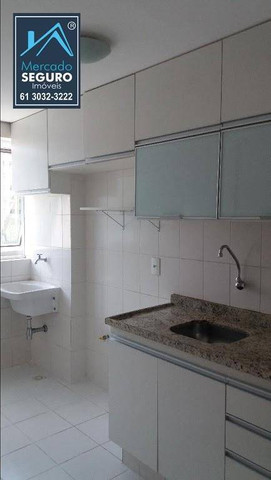 Apartamento com 1 dormitório para alugar, 42 m² por R$ 1.150,00/mês - Sul - Águas Claras/D - Foto 12