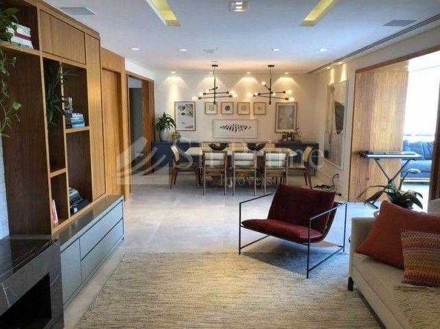 Apartamento para alugar no condomínio Splendor Ibirapuera, 222 m² por R$ 20.000/mês - Vila - Foto 2