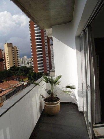 Excelente localização, na melhor rua do Campo Belo - 147m2 bem distribuídos 3 dorms sendo  - Foto 3