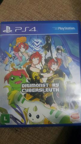 Digimon Story CyberSleuth