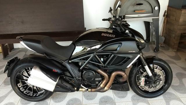 Ducati Diavel 6900 km