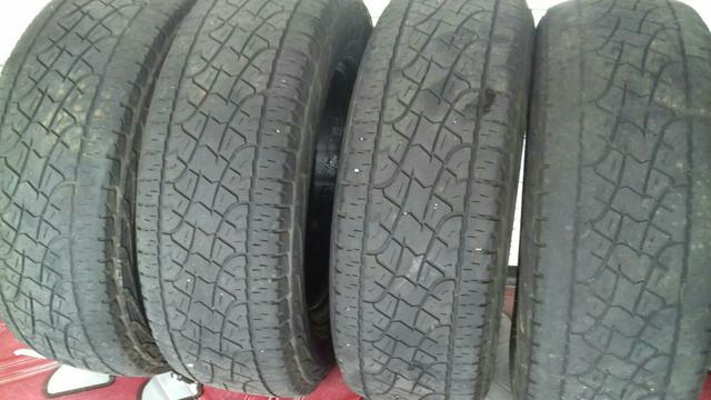 Pneu usado Pirelli Scorpiin 255/65/R17