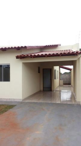 Casa 2 e 3 quartos em Aparecida de Goiânia Entrada facilitada