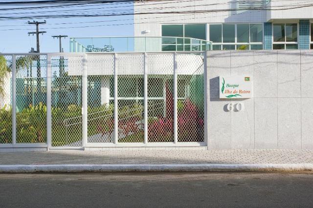 Edf. Bosque ilha 3QTS Sendo 1 suite   Lazer completo, 59,00m²   Ligue já! (81) 9.9728-0919