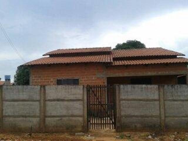 Casa 3 quartos em Colinas, troco por imoveis em Palmas
