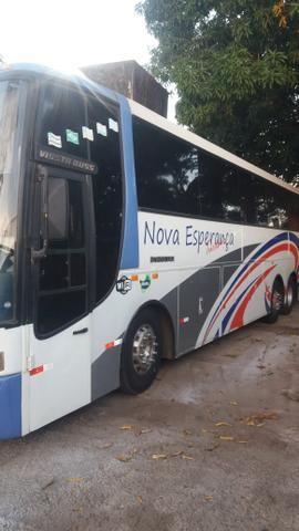 Ônibus busscar com ar-condicionado