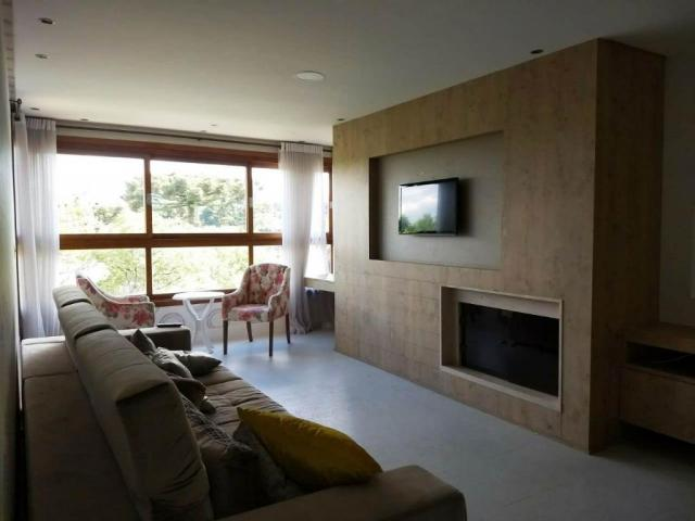 Apartamento com 3 dormitórios à venda, 135 m² por R$ 1.800.000,00 - Centro - Gramado/RS - Foto 3