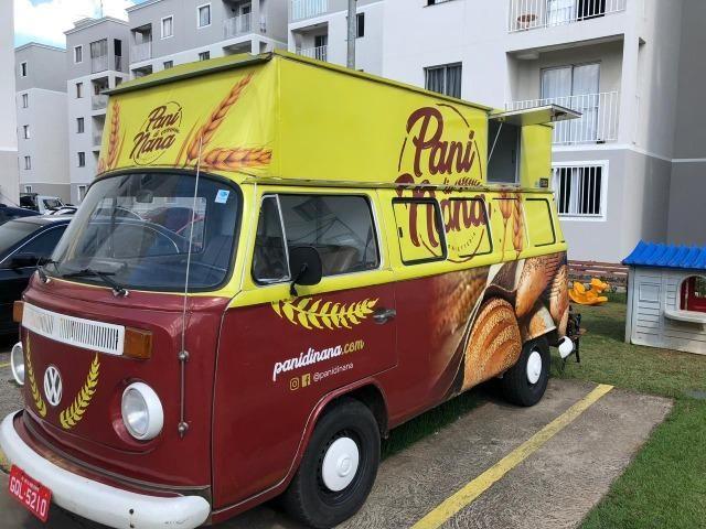 Kombi - Food Truck