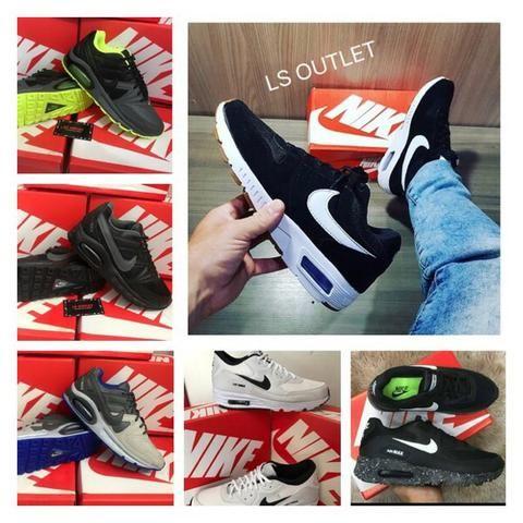 20516e1a3 Tênis AIRMAX90 Oferta  99 reais - Roupas e calçados - Cj Hab J M ...