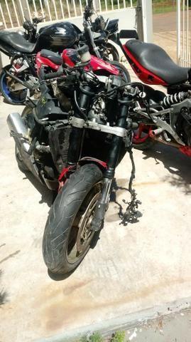 Moto Para Retirada De Peças / Sucata Honda Cbr 1000 RR Ano 2008 - Foto 3