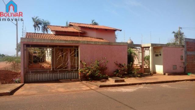 Casa, Setor Santa Rita, Itumbiara-GO