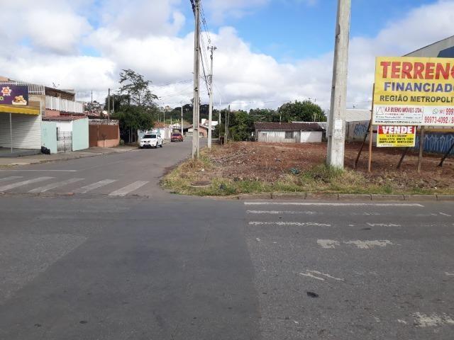 Terreno Comercial- Jardim Guaraituba- Colombo- 560m2 esquina- R$450.000,00 - Foto 13