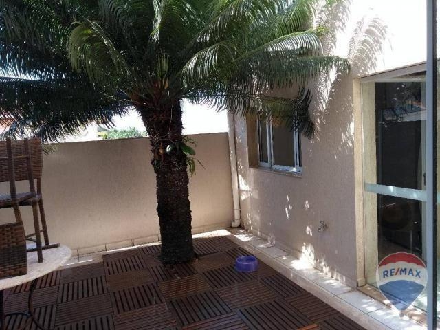 Casa 03 dormitórios, locação, Jardim Bela Vista III, Cosmópolis. - Foto 18