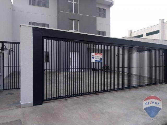 Apartamento com 2 dormitórios à venda, 70 m² por R$ 250.000 - Vila Nova - Cosmópolis/SP - Foto 2