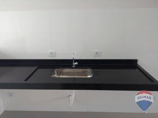 Apartamento com 2 dormitórios à venda, 70 m² por R$ 250.000 - Vila Nova - Cosmópolis/SP - Foto 12