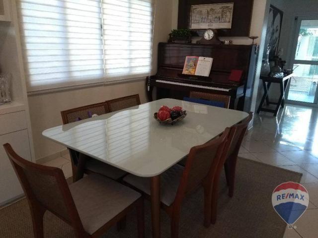Casa 03 dormitórios, locação, Jardim Bela Vista III, Cosmópolis. - Foto 9