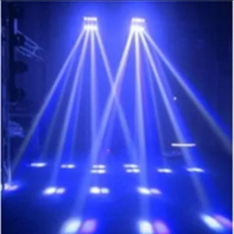 Alugo, DJ, som, Iluminação, maquina de fumaça e Pista, entre outros, para Festas e Eventos - Foto 4