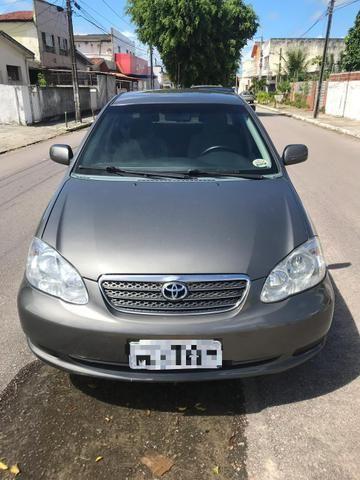 Corolla XLI - 2008