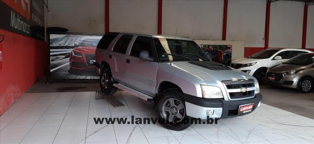 CHEVROLET BLAZER 2009/2010 2.4 MPFI ADVANTAGE 4X2 8V FLEX 4P MANUAL - Foto 6