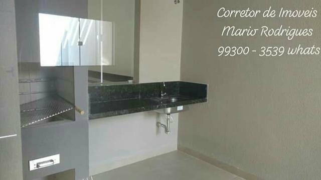 Casa Nova de 3 quartos uma suite bairro Rita Viera ( Asfalto ) - Foto 5