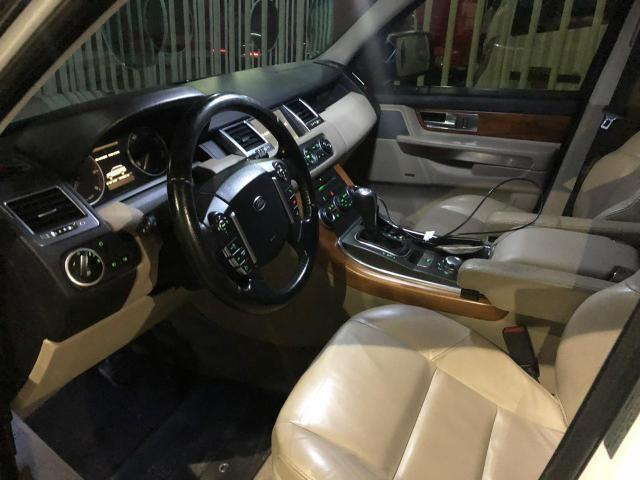 Vendo ou Troco Range Rover Sport SE 11/11 a Diesel 4x4 Automática com Teto Solar - Foto 6