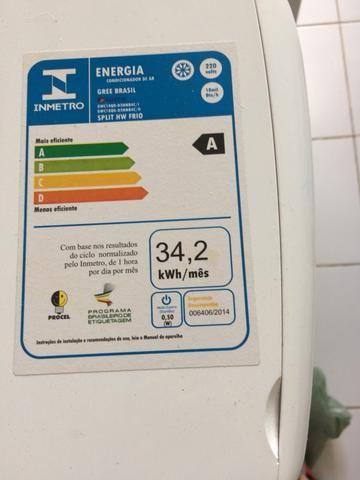 Ar condicionado gree 18000 btus - Foto 5