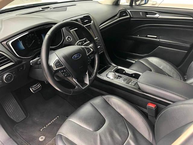 Ford Fusion TITANIUM HIBRID - Foto 8