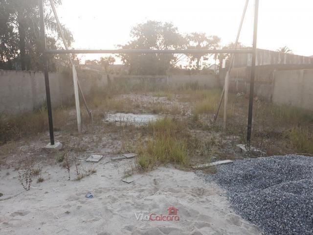 Terreno murado e aterrado de frete para a rodovia - Foto 8