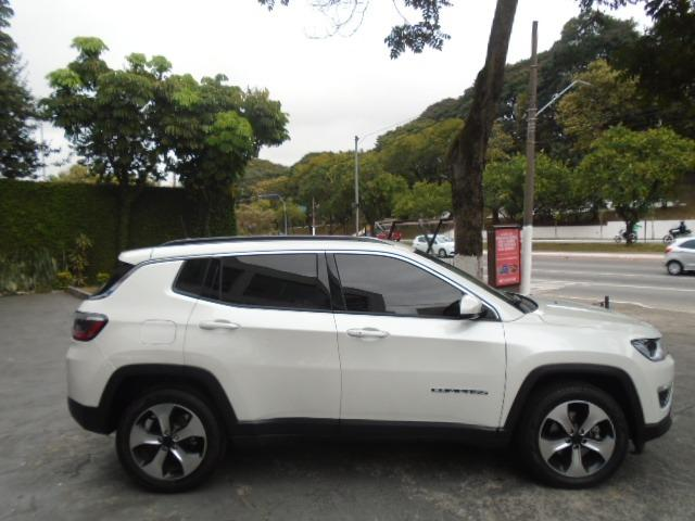Compass Diesel 4x4 Longitude Automática 2018 Brnaca - Foto 3