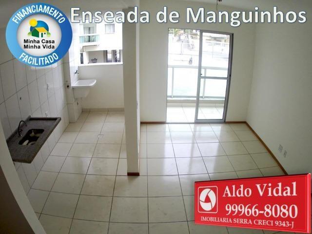 ARV40- Apartamento 2Q com suíte Varanda Piscina Club Completo - Foto 9