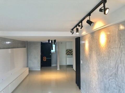 Excelente apartamento na beira mar de Piedade, 2 quartos - Foto 7