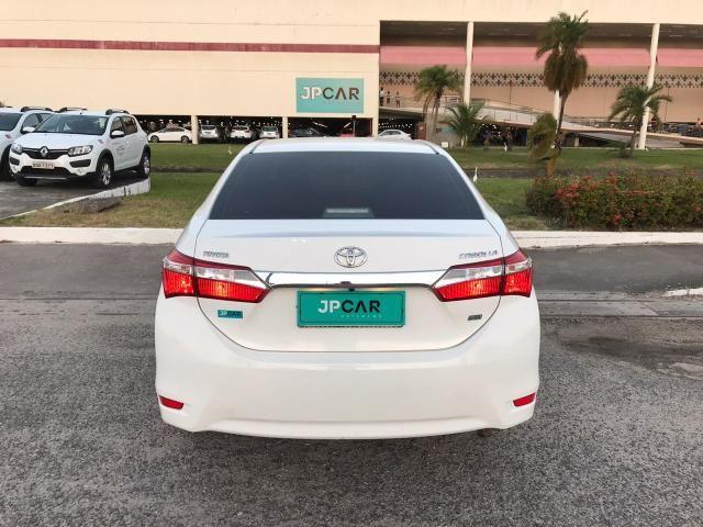 Toyota corolla gli 1.8 automático cvt flex 2015/2016 - jpcar - Foto 3