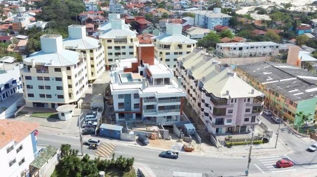 KS - Apartamento decorado nos Ingleses com 1 dormitório, obra em frente ao mar - Foto 5