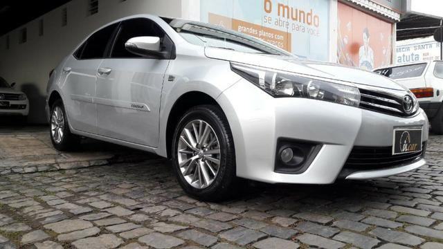 Toyota Corolla XEI 2.0 Prata Completo - Foto 15