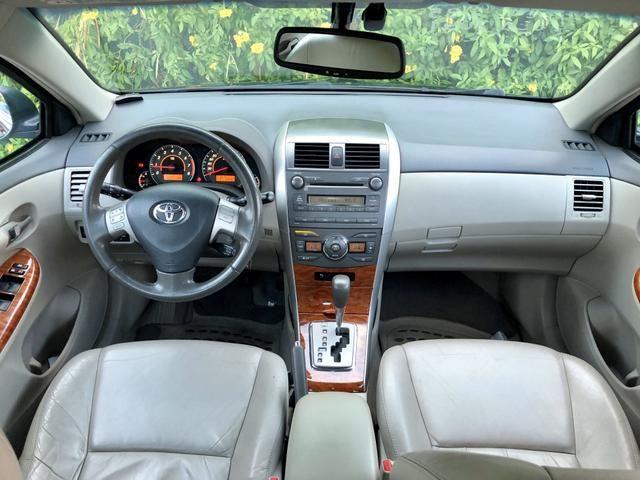 Toyota Corolla SEG BLINDADO 2009 EXTRA!!! - Foto 12
