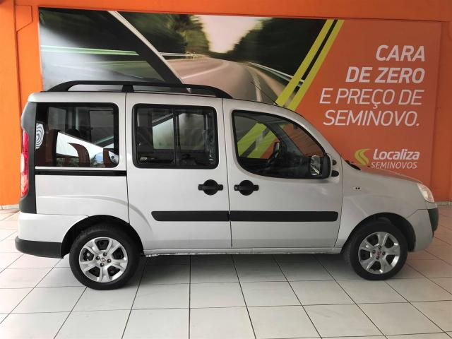 FIAT DOBLÒ 2017/2018 1.8 MPI ESSENCE 7L 16V FLEX 4P MANUAL - Foto 6