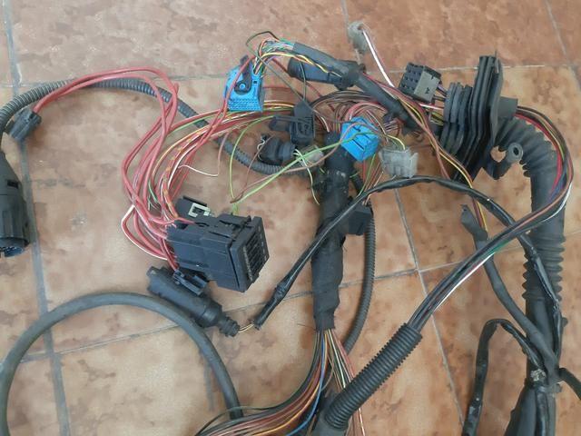 Jogo chicote do motor da bmw 525 e 528 - Foto 3