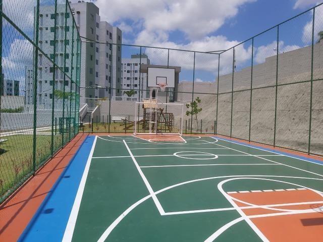 Alugo 2 quartos com suite e varanda, lazer completo, Jardins do frio em paulista - Foto 5