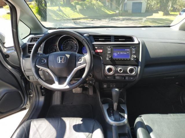 Honda Fit EXL 1.5 CVT - 2015 - Foto 3