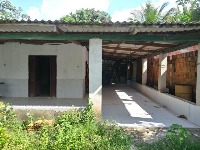Aluga-se uma casa na estrada do bairro Vermelho do lado da penal por 800 reais - Foto 2