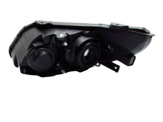 Farol Mascara Negra Foco Duplo Gol Saveiro Voyag G5 Esquerdo - Foto 7